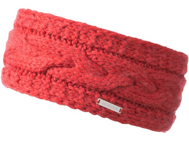 Giesswein Stirnberg Naiset Päähine , punainen